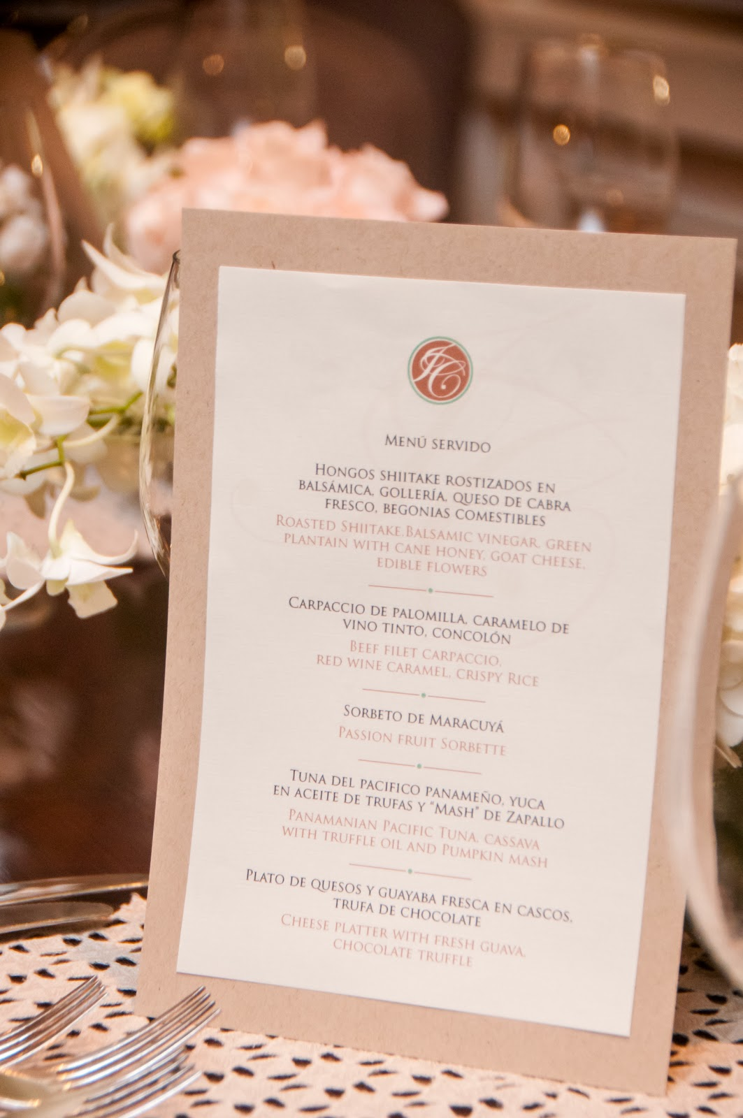 My Daughter S Wedding Food By Cuquita Arias In Panamá